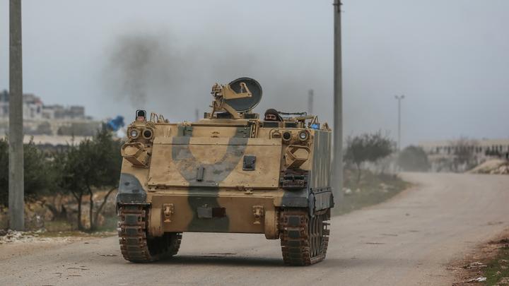 Используют людей как живой щит: В Минобороны России ответили на обвинения Турции по Идлибу