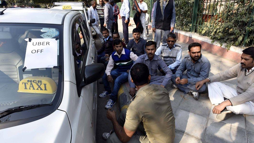Безработица в Индии помешает повсеместному запуску беспилотных такси
