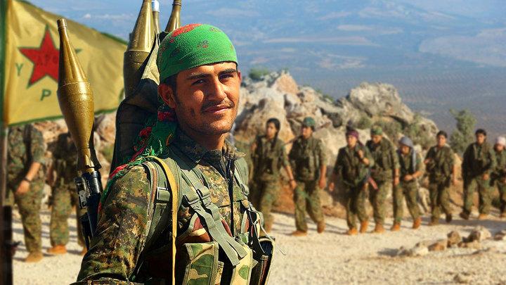 Курдам протянули руку спасения. Но не задаром