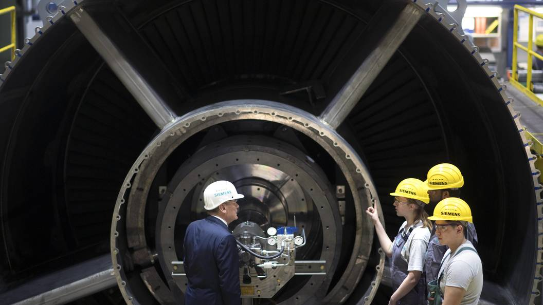 Siemens будет судиться с Ростехом из-за поставки турбин в Севастополь в обход санкций