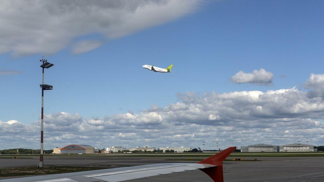 Из-за молнии начались проблемы с управлением самолетом Стамбул - Тбилиси