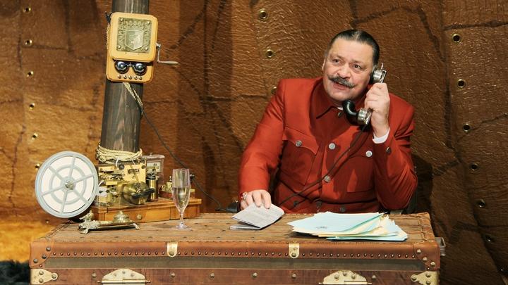 Соловьёв пожелал актёру Назарову вырваться из