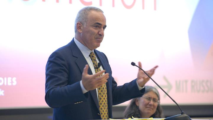 Гарри Каспаров призвал иностранных политиков к бойкоту ЧМ-2018