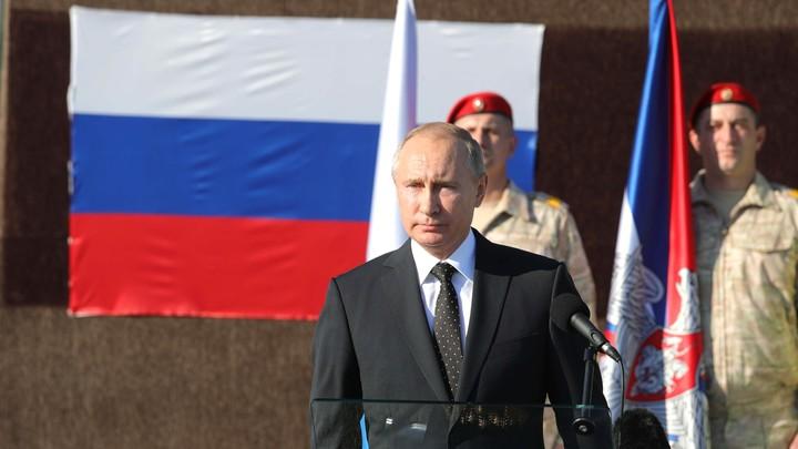 Китайские СМИ: Запад психологически смирился с новым президентским сроком Путина