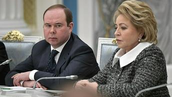 Точечно и чувствительно: Матвиенко лаконично припугнула Запад контрсанкциями