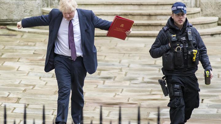Полное бессилие в деле Скрипаля: Борис Джонсон признал, что истерики Лондона ничего не стоят