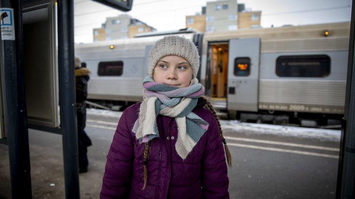 Как бы не свихнулась от чувства своей значимости: Журналисты обиделись на Тунберг