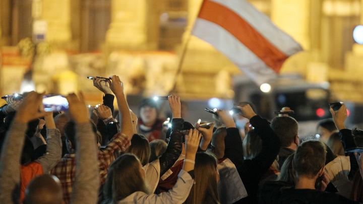 Полиция применила спецсредства против белорусов: Стали известны подробности противостояния