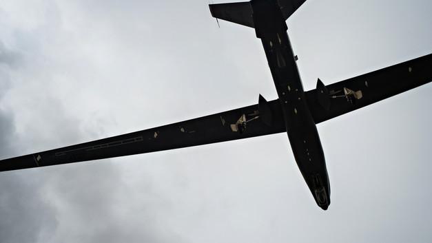 «Старый знакомый»: Ополченцы засекли на линии фронта беспилотник США