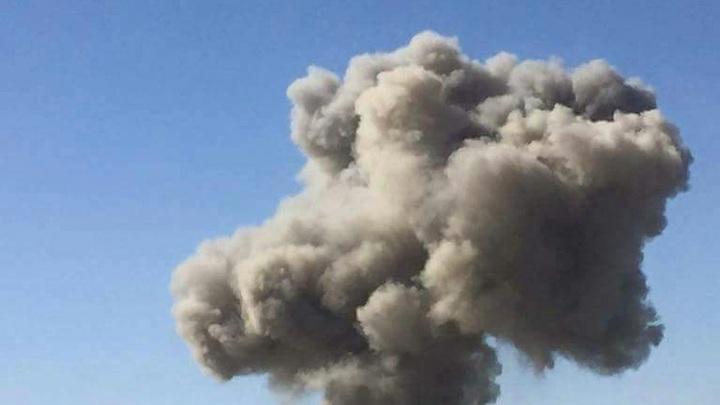 На юге Каира прогремел мощный взрыв