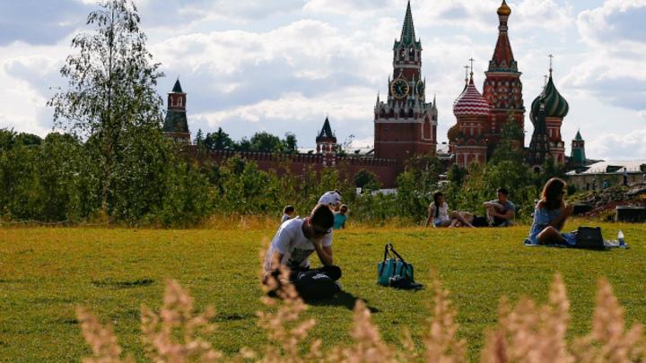 В Москву снова возвращается лето? Синоптики обещают жаркие выходные