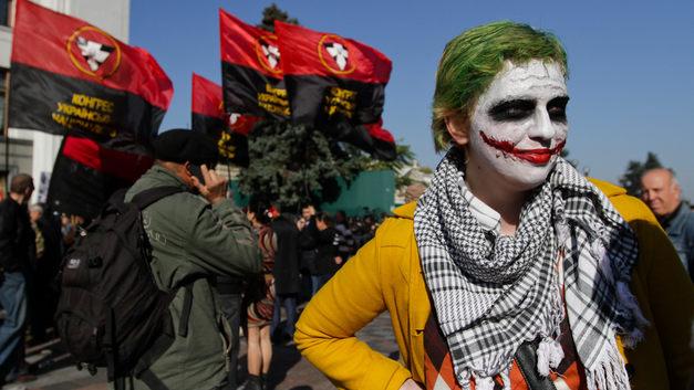 Каратели АТО и ЛГБТ-активисты сольются в русофобском экстазе в центре Сахарова
