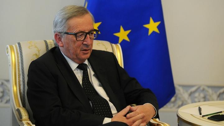 По краю ходит старик: Глава Еврокомиссии Юнкер пригрозил США ответными санкциями