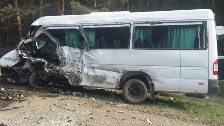 В Курганской области прокуратура возбудила уголовное дело по факту ДТП с пятью погибшими