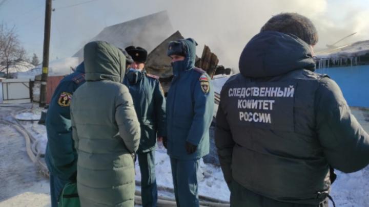 «Это безответственность»: Омбудсмен высказалась по поводу гибели детей при пожаре в Новосибирске
