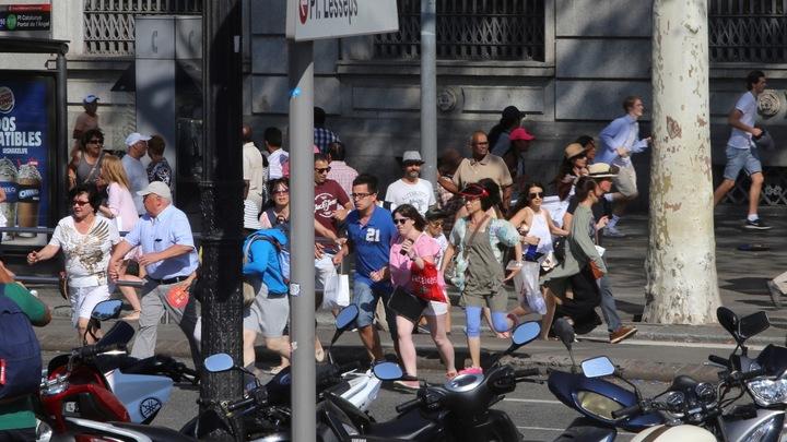 Смерть и страх в Барселоне