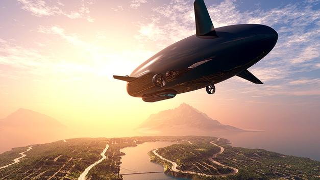 «Цеппелин» и другие: Есть ли будущее у дирижаблей?