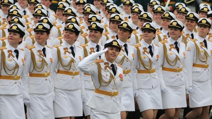 Женщины встанут на защиту Родины: открыта первая специализированная военная кафедра
