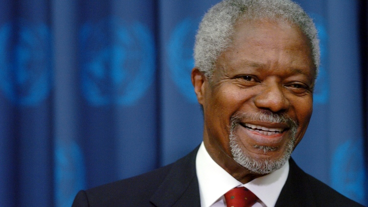 ООН приспустит флаги в память о Кофи Аннане по всему миру