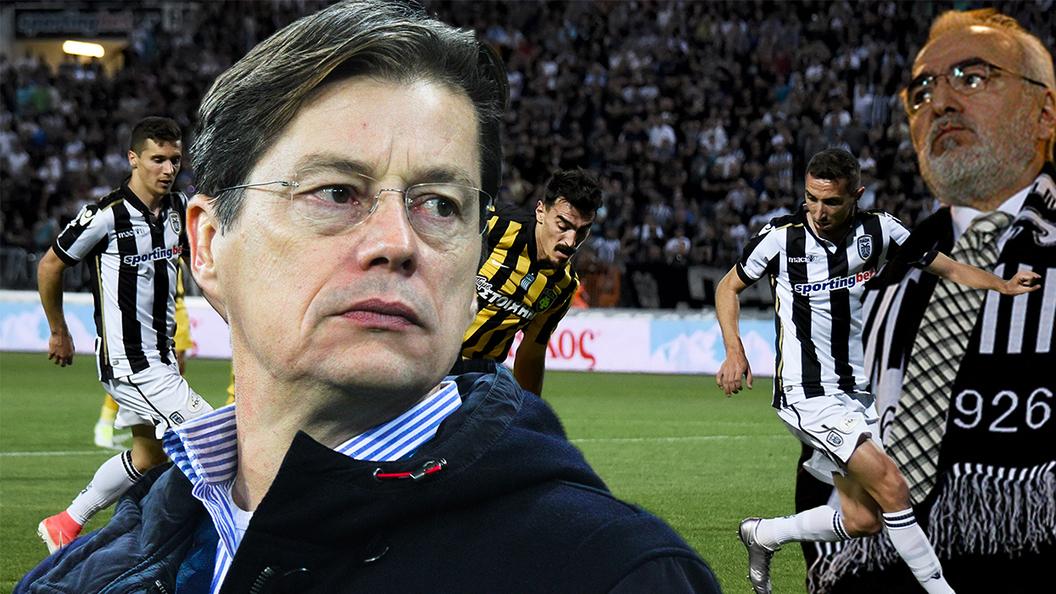 Любош Михел: Иван Саввиди хочет сделать греческий футбол честным, чистым и прозрачным. Афины этого не дают сделать
