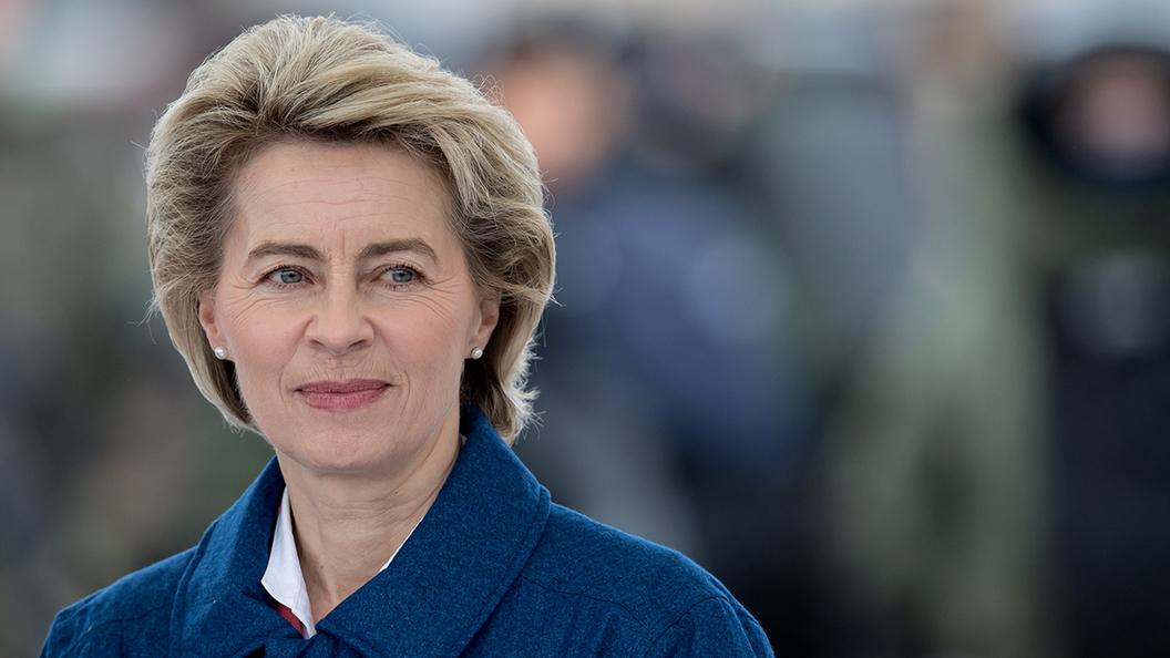 Министр обороны ФРГ поможет бундесверу поскорее забыть о вермахте