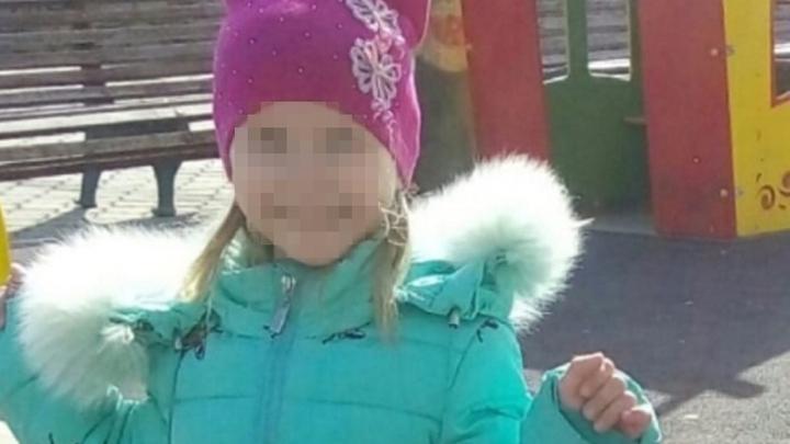 В Челябинске найденную пятилетнюю девочку поместили в реабилитационный центр
