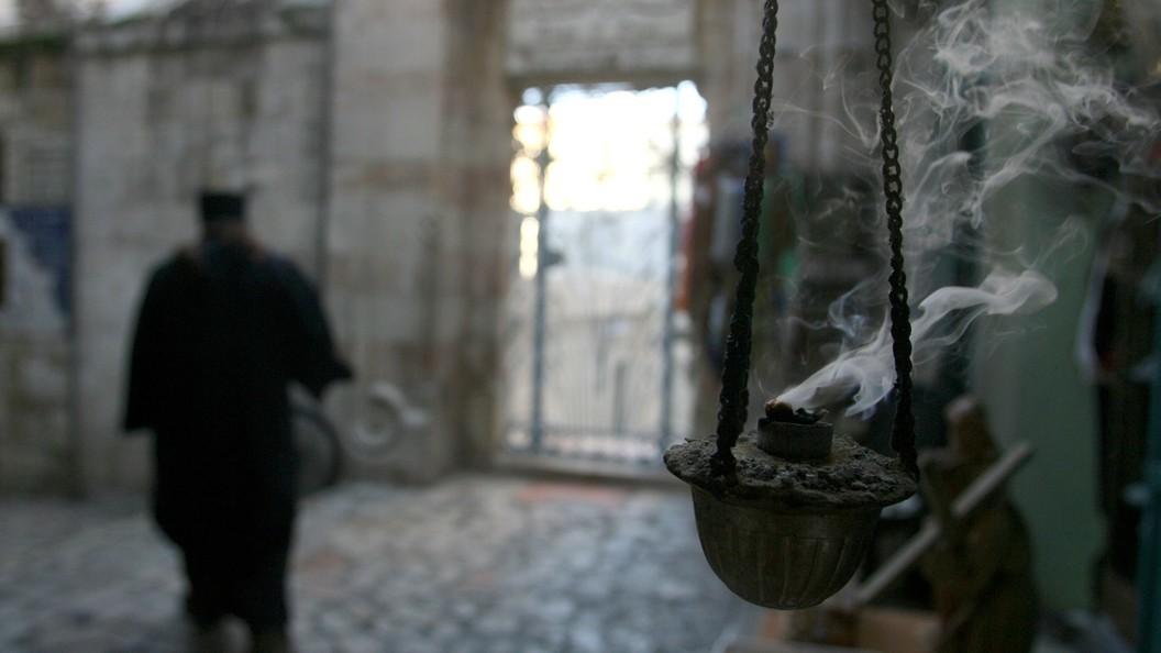 Францисканцы высказались озакрытии храма Гроба Господня вИерусалиме