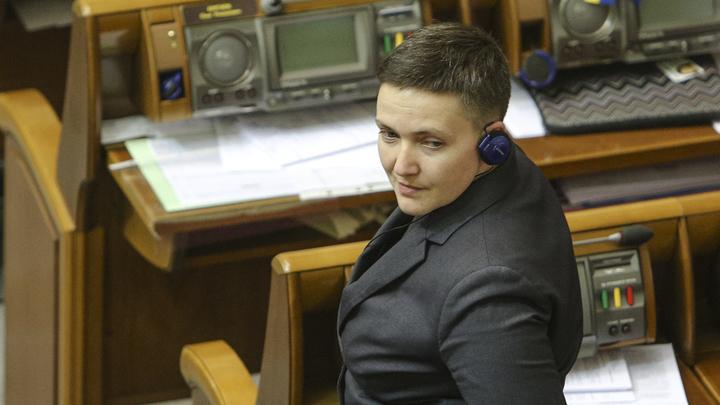 Пособник террористов и сама террорист - Надежда Савченко в рекордные сроки попала в базу Миротворца