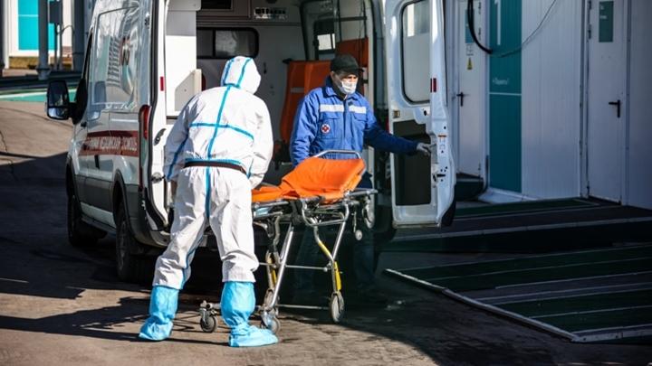 119 человек заболели коронавирусом в Кузбассе за сутки, трое умерли