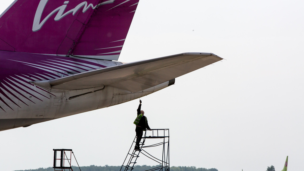 «Вим-Авиа» попросят помощи у иностранных авиакомпаний