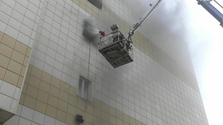 Фигурантамдел о пожаре в Зимней вишне не дали шанса выйти на свободу