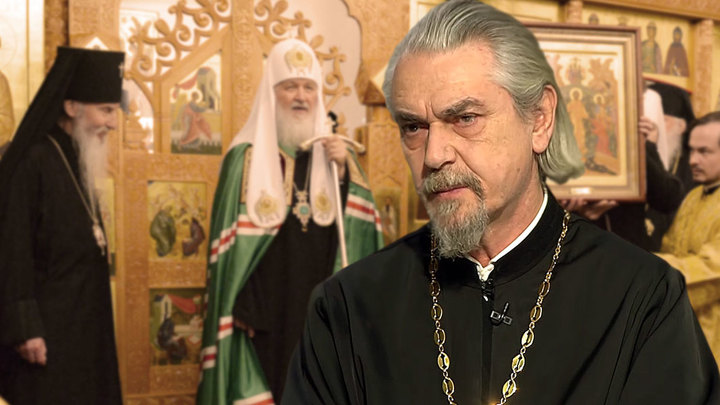 Владимир Вигилянский о схождении Благодатного Огня: Господь не оставляет нас своей помощью и своей благодатью