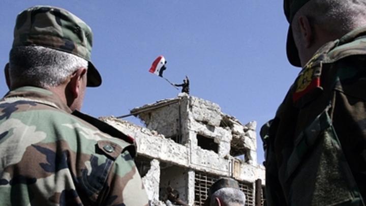 Лидер боевиков покинул Думу, сдав все вооружение группировки