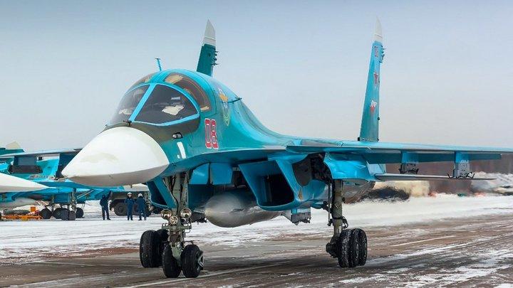 Высший пилотаж при бомбометании: Пилоты Су-34 продемонстрировали мастерство на учениях в ЦВО