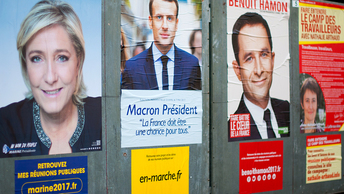 Протесты в Париже: Онлайн-трансляция