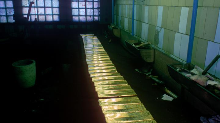 Золото сыпалось с неба: Очевидцы о ЧП с Ан-12 - фото
