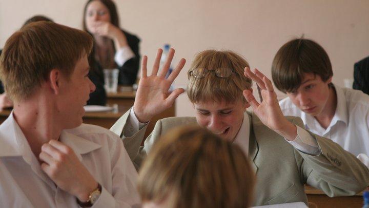 Минздрав не нашел в России здоровых старшеклассников