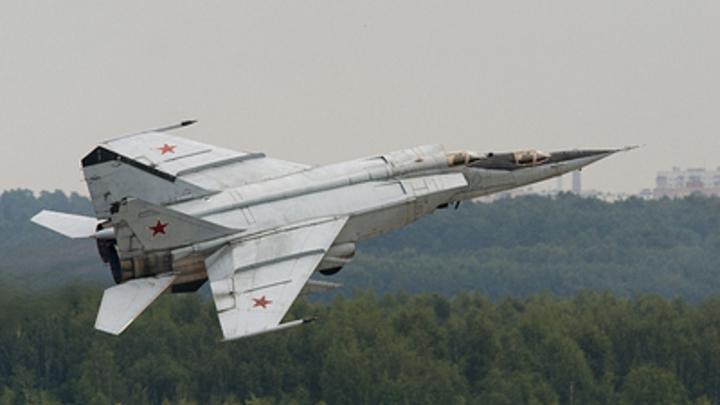 Самолет своего времени: Военный эксперт объяснил, почему МиГ-25 не бесполезен
