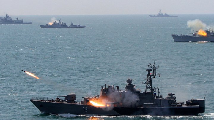 Американец опубликовал видео с разоблачением русских в Чёрном море. И тут же был опровергнут