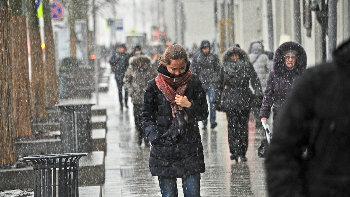 В МЧС предупредили о резком изменении погоды в Москве и Подмосковье