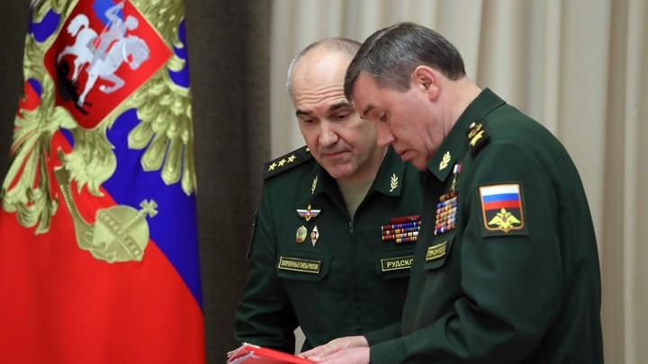 Генштаб России: Сирийская армия выбила террористов из города Эль-Буда
