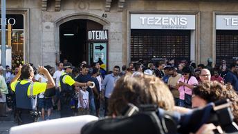 Полиция Каталонии опровергла сообщения о взятии заложников