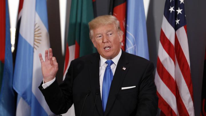 Трамп накажет бизнес за сотрудничество с Северной Кореей