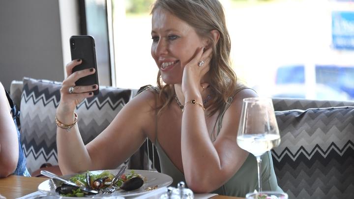 Журналисты заявили о беременности Собчак накануне запуска ее нового ток-шоу