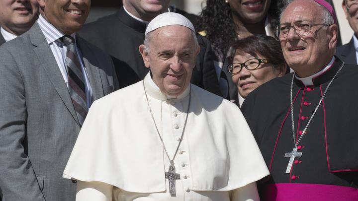 Папа Римский созывает высший совет из-за более полутора тысяч педофилов