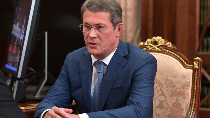 Привык«долго, последовательно дожимать». Хабиров принял отставки восьми башкирских вице-премьеров