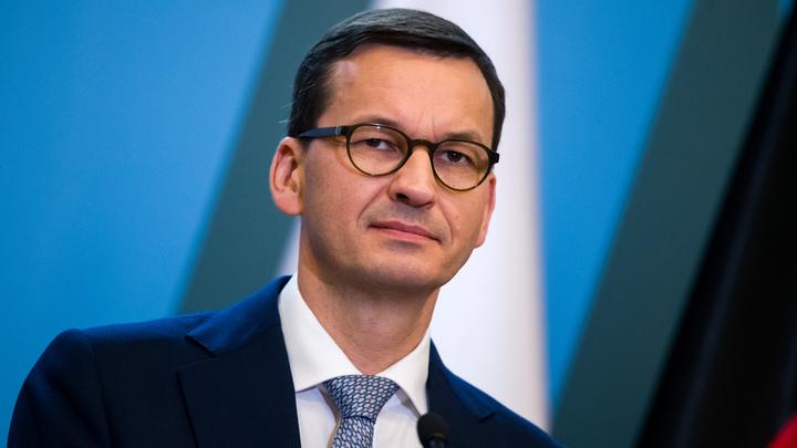 Запуск «Северного потока - 2» приведет к войне между Россией и Украиной - премьер Польши