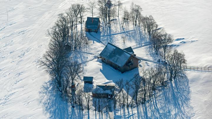 Снег: Синоптики прервали бабье лето прогнозом