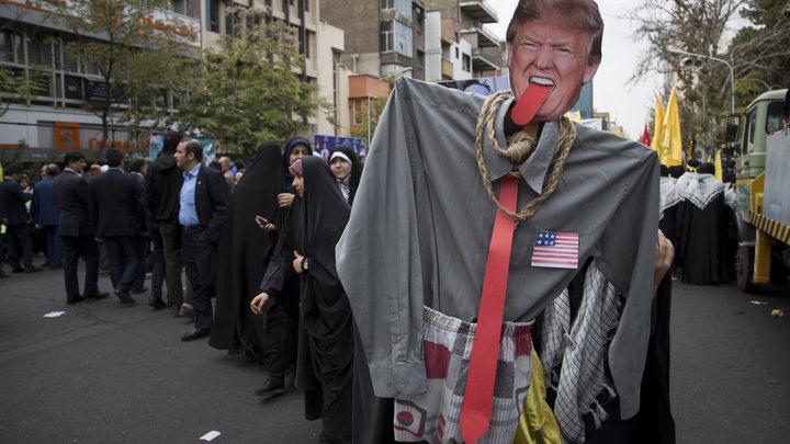 Отчаяние и беспомощность: Иран ответил на новые санкции США