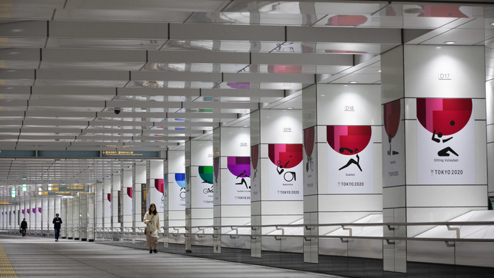 Абэ поставил ультиматум по Олимпиаде-2021